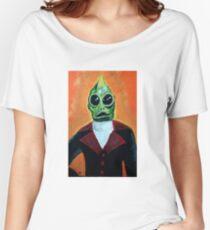 Gentleman Sleestak Women's Relaxed Fit T-Shirt