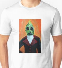 Gentleman Sleestak Unisex T-Shirt