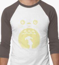 My Lunar Neighbor Men's Baseball ¾ T-Shirt