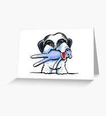 Lil Love Monkey Greeting Card