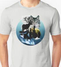 Alaska Wildlife T-Shirt