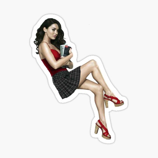 Megan Fox - Jennifers Body Sticker