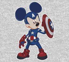Captain Mickey | Unisex T-Shirt