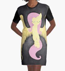 Fluttershy Graphic T-Shirt Dress