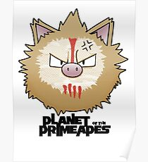 Planet of the Primeapes Poster