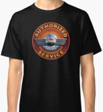 Morris Authorized service sign Classic T-Shirt
