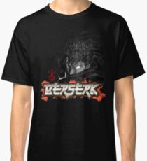 Berserk - Guts Glowin Eye Large Classic T-Shirt