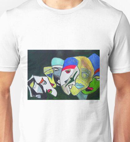 Mardi Gras Unisex T-Shirt