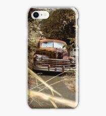 Abandoned 1948 Cadillac Limo iPhone Case/Skin