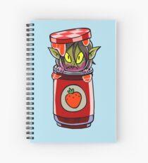 Jam Goblin Spiral Notebook