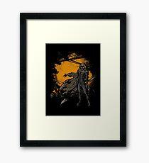 Spice Harvester Framed Print