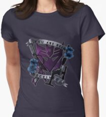 Decepticon Women's Fitted T-Shirt