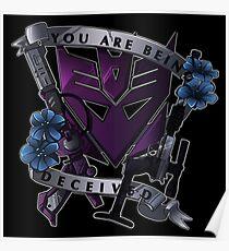 Decepticon Poster