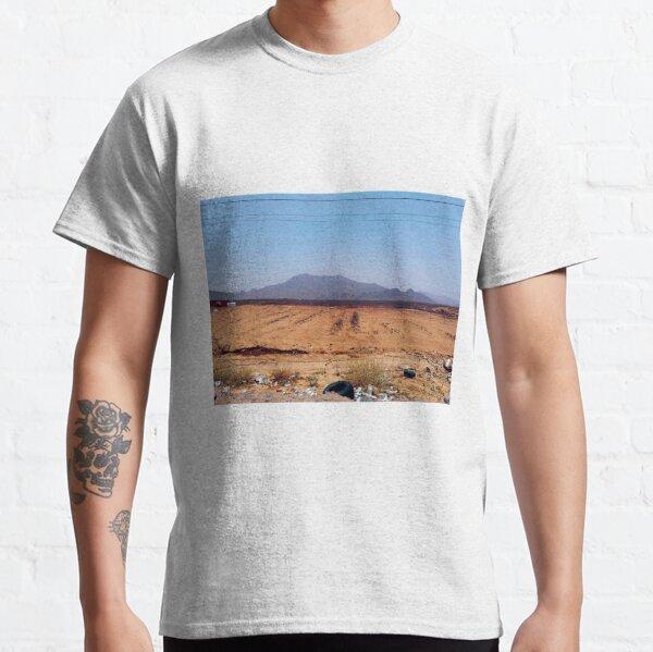 Desert Photography, Sand Scenery Classic T-Shirt