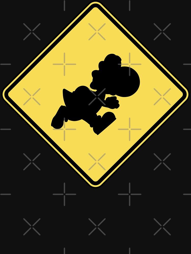 Yoshi Crossing | Unisex T-Shirt