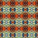 pattern # 12 by Wieslaw Jan Syposz