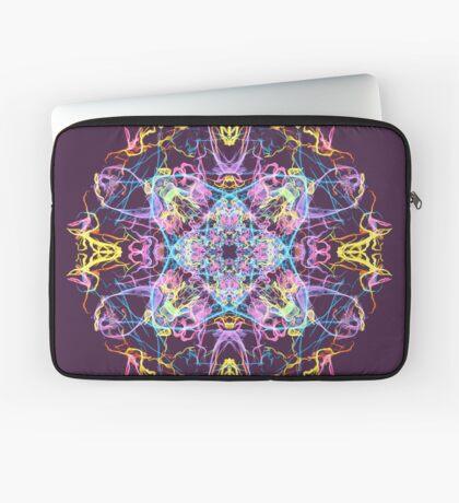 Floral Lights Laptop Sleeve