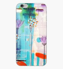 Summer In Bloom iPhone Case