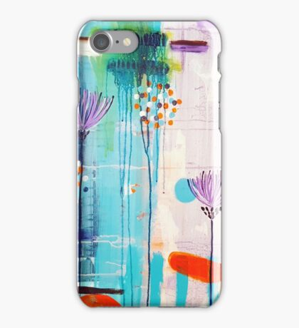 Summer In Bloom iPhone Case/Skin