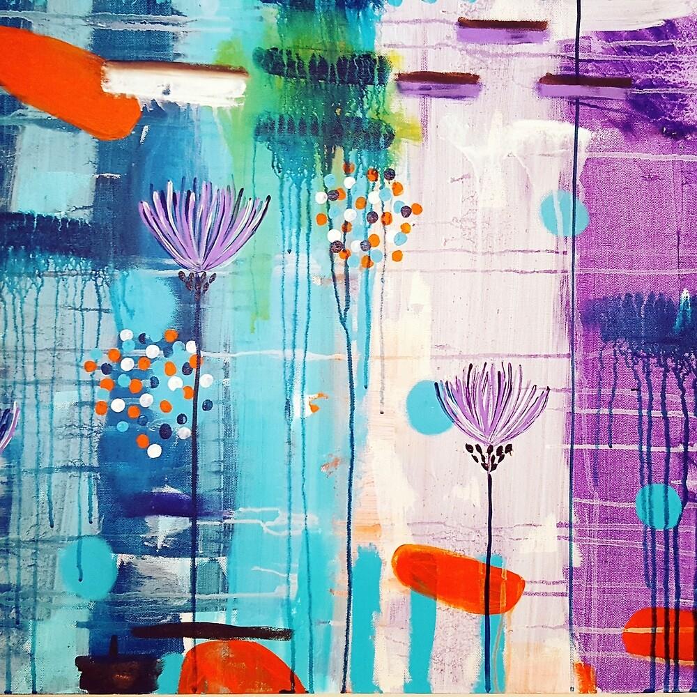Summer In Bloom by heathercsweeney