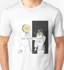 Neutral Grips Hotel - Im Geldladen über dem Meer Unisex T-Shirt