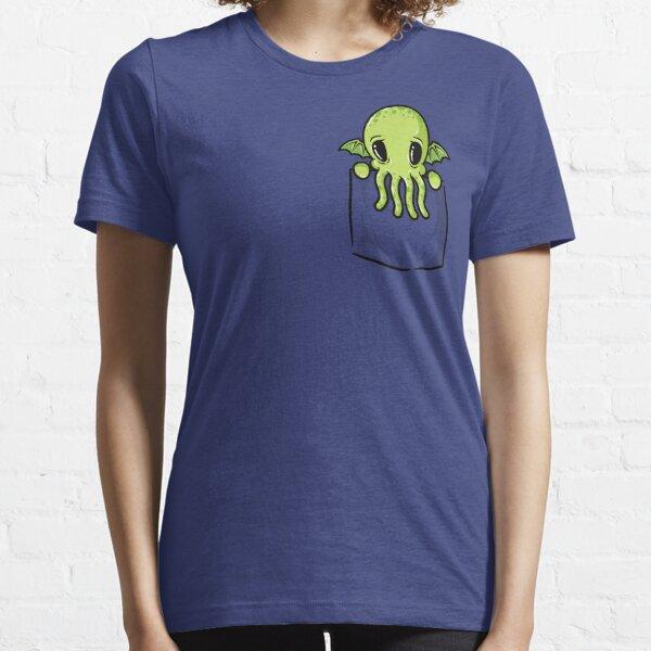 Pocket Cthulhu Essential T-Shirt