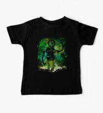 mad robot Baby Tee
