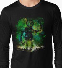 mad robot Long Sleeve T-Shirt