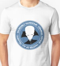 Master of All Villainy T-Shirt
