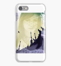 The resting bitch face series iPhone Case/Skin