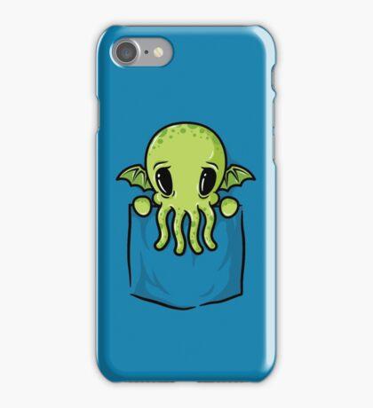 Pocket Cthulhu iPhone Case/Skin