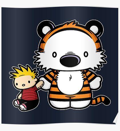 Hello Tiger Poster