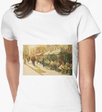 Cafe Snapshot T-Shirt