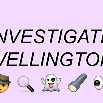Investigate Wellington by KHavens