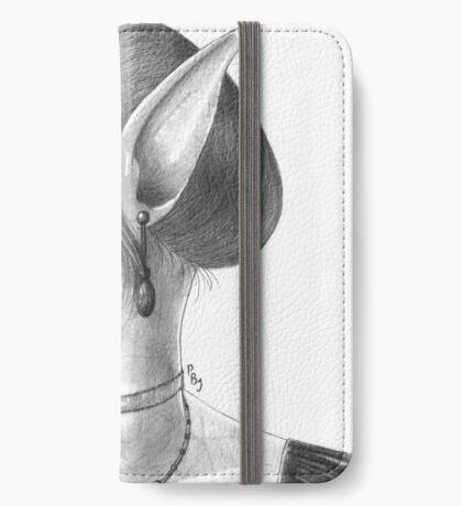 The Appraising Eye iPhone Wallet