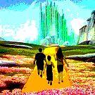 Children Of Oz by Mistyarts