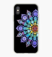 Regenbogen-Liebes-Mandala iPhone-Hülle & Cover