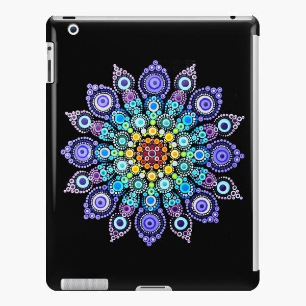 Rainbow Love Mandala iPad Snap Case