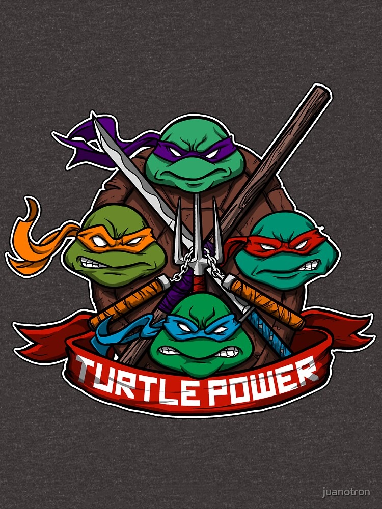 Turtle Power! von juanotron