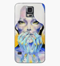 Goddess of Anxiety Case/Skin for Samsung Galaxy