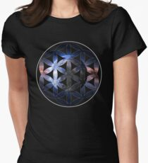 SEED_OF_GAIA_6 Women's Fitted T-Shirt