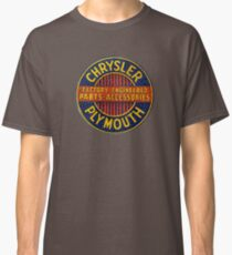 Chrysler Plymouth Vintage Cars Classic T-Shirt