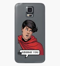 Wiccan is judging you Case/Skin for Samsung Galaxy