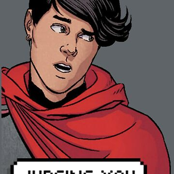 Wiccan is judging you by Rilene