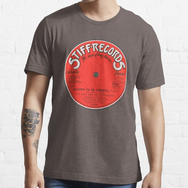 ian dury - reasons to be cheerful  Essential T-Shirt