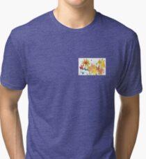 Garden Splash 2 Tri-blend T-Shirt
