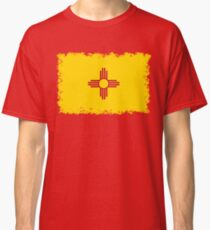 State flag of New Mexico - Authentic HQ version Classic T-Shirt
