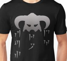 Fus Ro Dah - In Dragon Language Unisex T-Shirt
