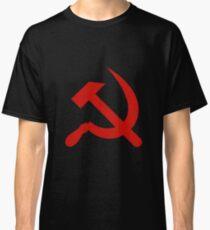 USSR - Soviet Russia - Hammer & Sickle Classic T-Shirt