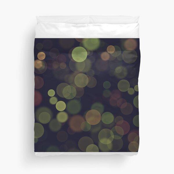 Fairy lights Duvet Cover